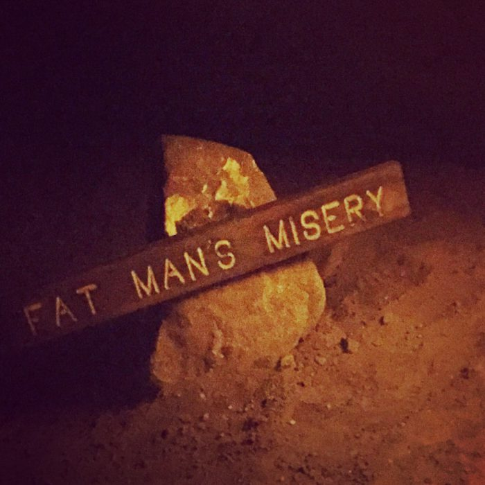 Fat Mans Misery at Mammoth Cave National Park