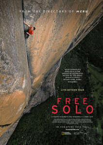 Free Solo, the Movie