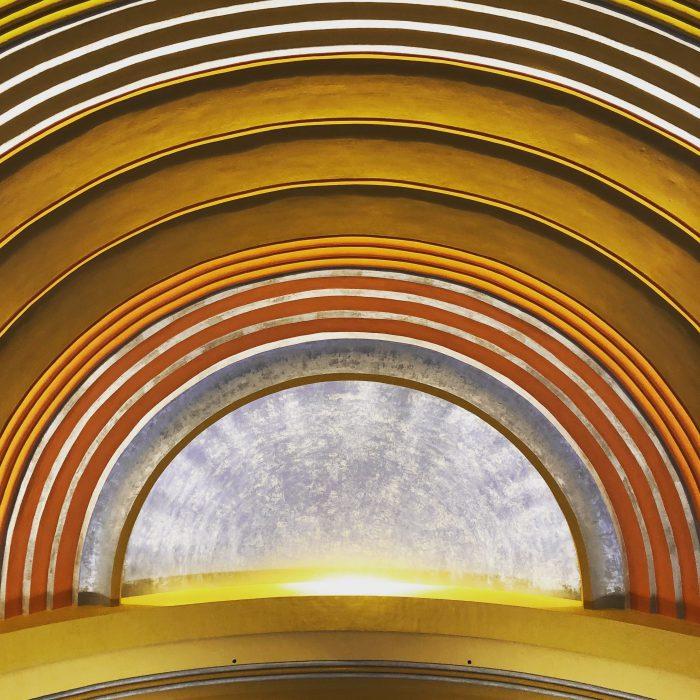 Ceiling at Cincinnati Union Terminal