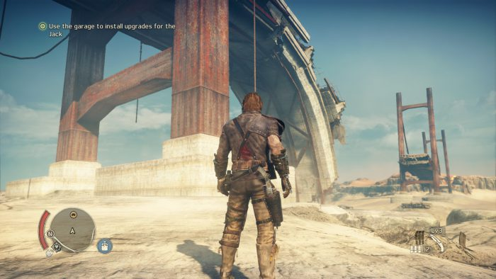 Mad Max in Wasteland
