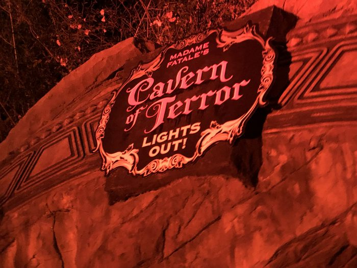 Kings Island Haunt Cavern of Terror