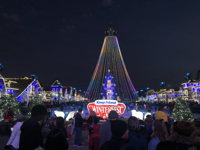 Kings Island Winterfest