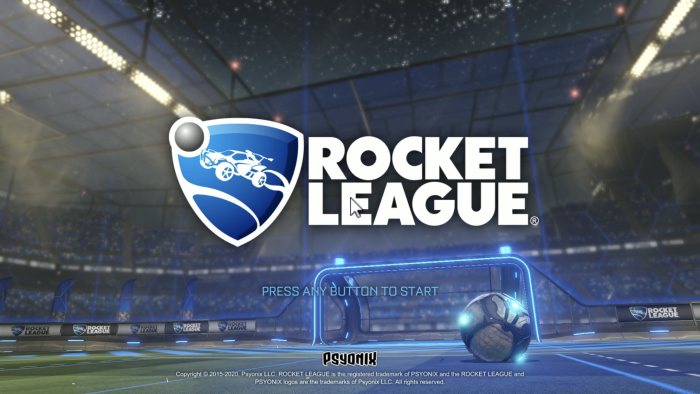 Rocket League from iPhone