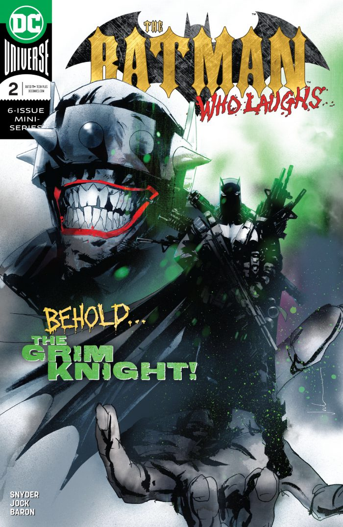 The Batman Who Laughs Issue 2