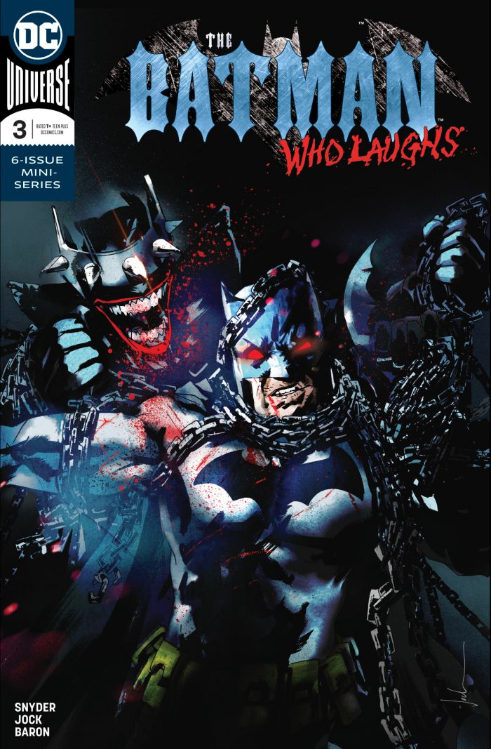 The Batman Who Laughs Issue 3