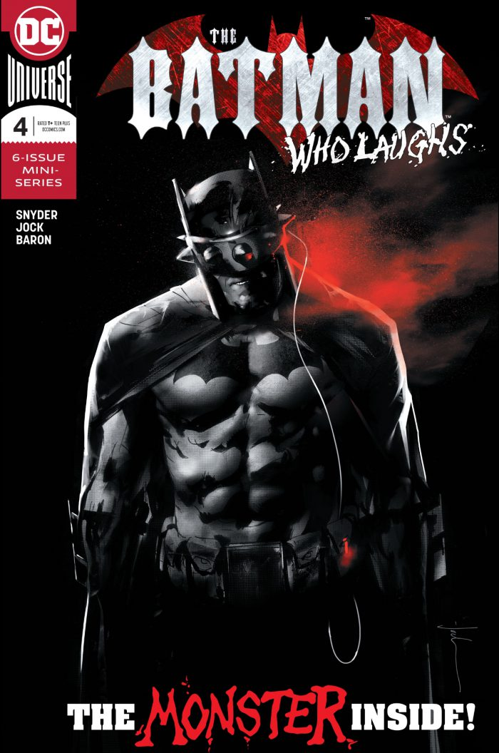 The Batman Who Laughs Issue 4