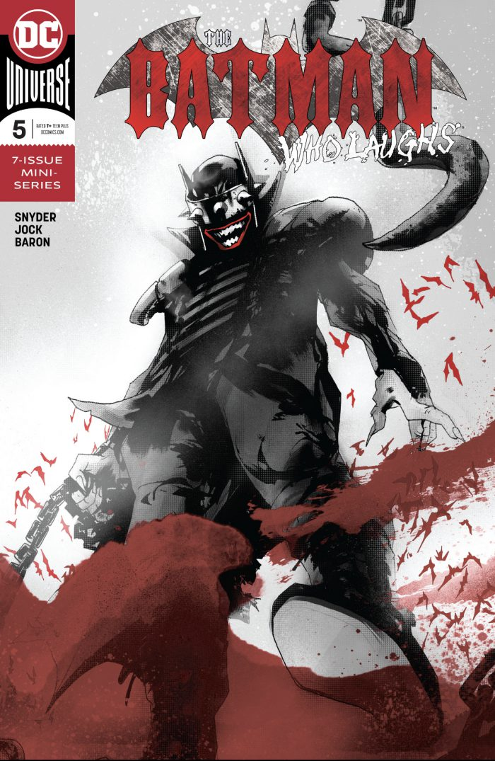 The Batman Who Laughs Issue 5